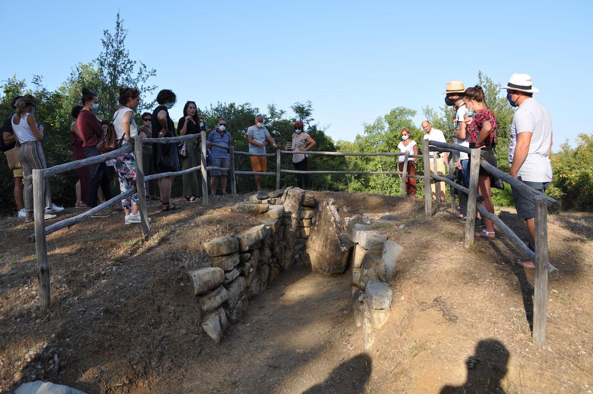 """Turismo lento nel Parco. Progetto """"Via delle città Etrusche"""""""
