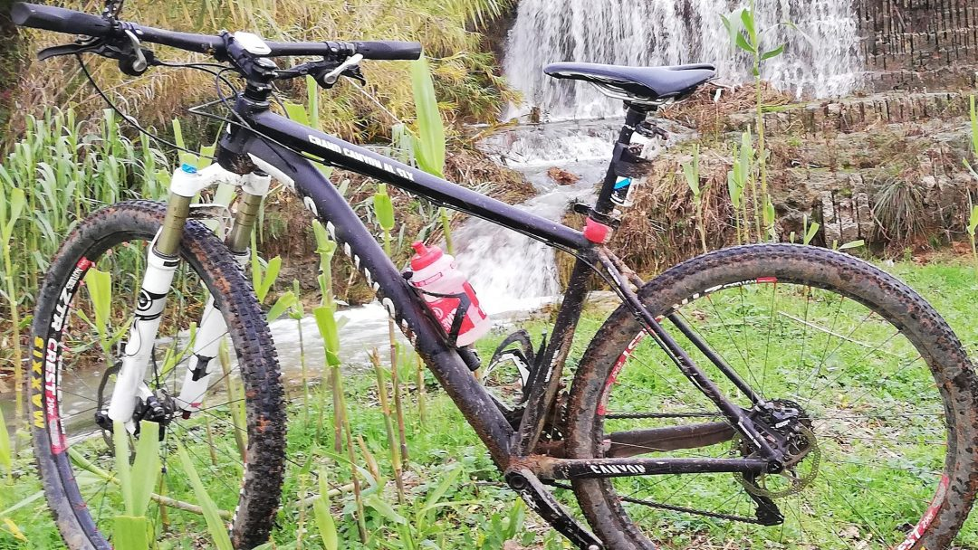 In bicicletta alla scoperta del Fiume Pecora